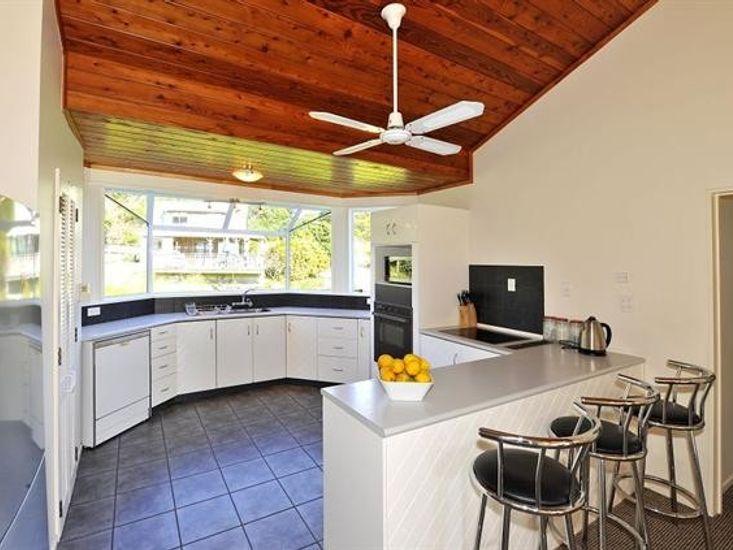Kitchen  (Dishwasher not available)