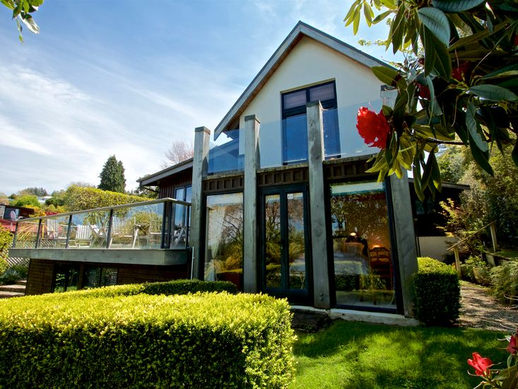 Lakefront Lodge Taupo
