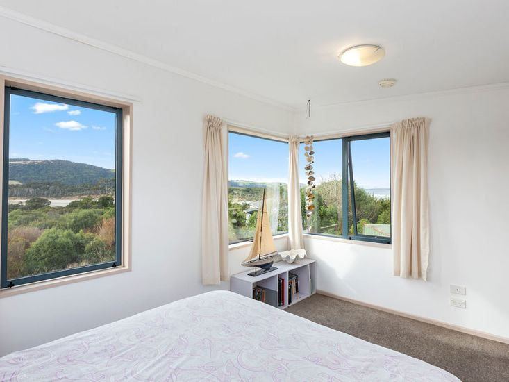 Coastal Views from Bedroom 1