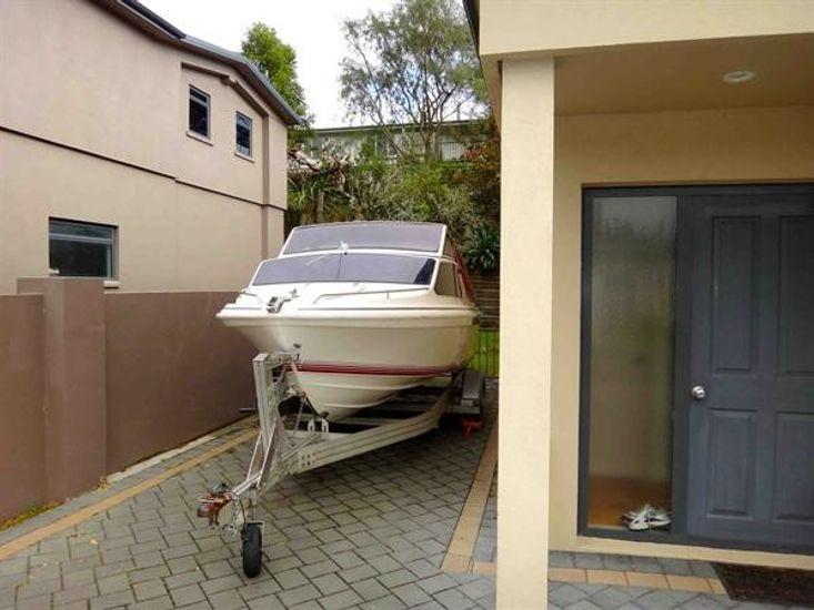 Secure Boat Parking