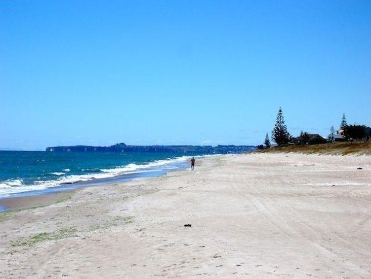 Beach - not taken from property