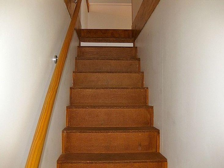 Staircase to Mezzanine