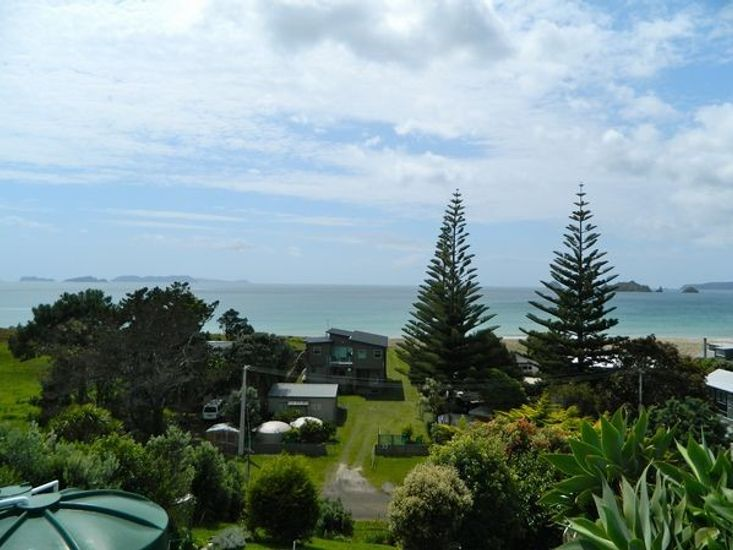 Bach with a View - Opito Bay Holiday Home