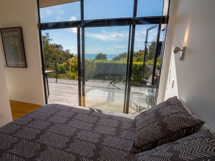 Ocean Views from Bedroom 1