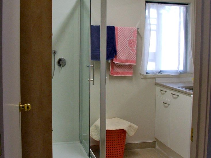 Downstairs Bathroom/Laundry