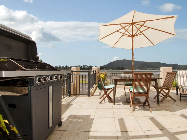 BBQ Area / Outdoor Living with Views