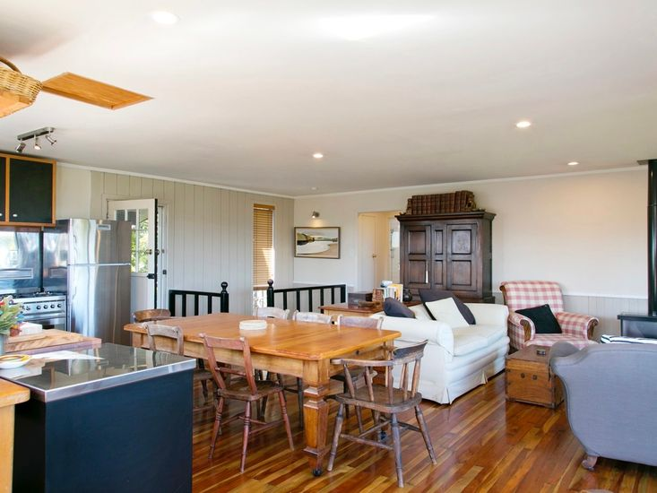 Dining and Living - Upstairs