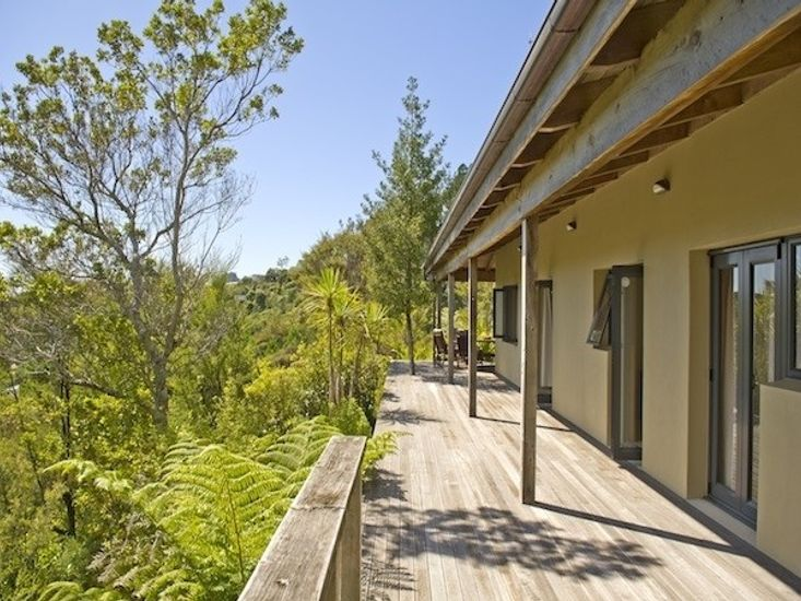 Decking and Bush Surrounds