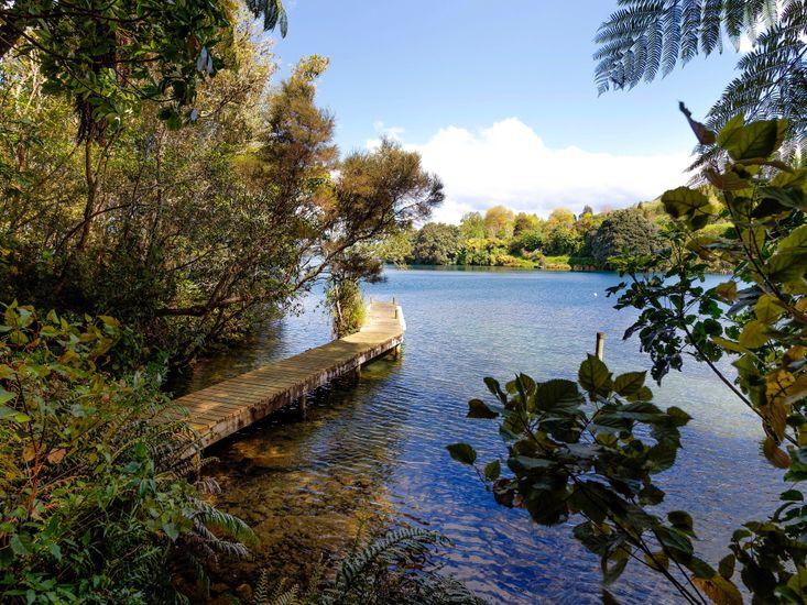 Views of lake - Direct Lake Access