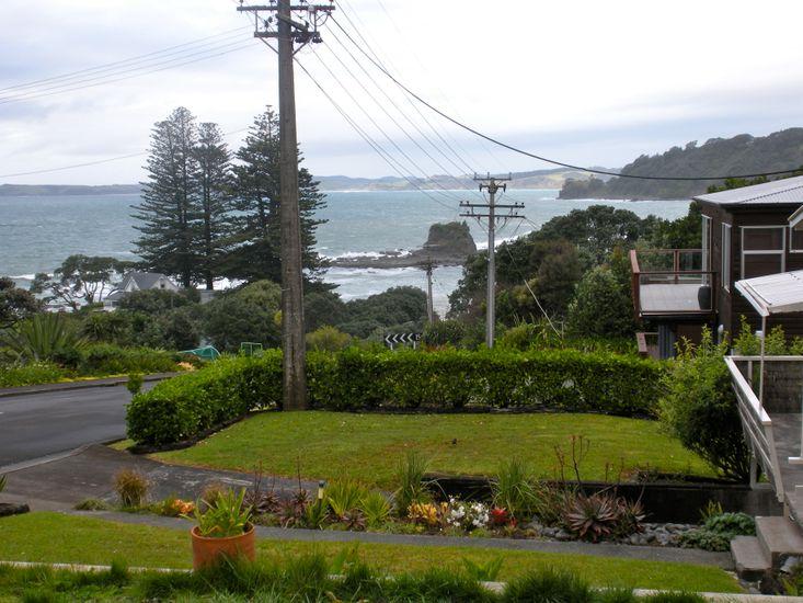 Tiromoana - Mathesons Bay Holiday Home - Sea Views