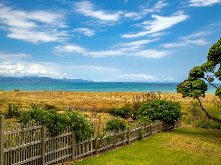 Ocean Views from Wai Whare