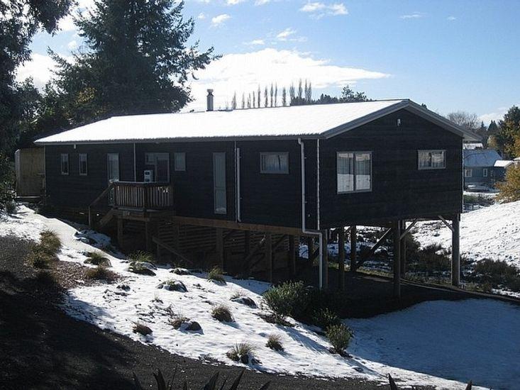 Ruapehu Views - Raetihi Holiday Home