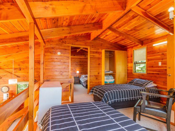 Bedroom 1 - Mezzanine Level