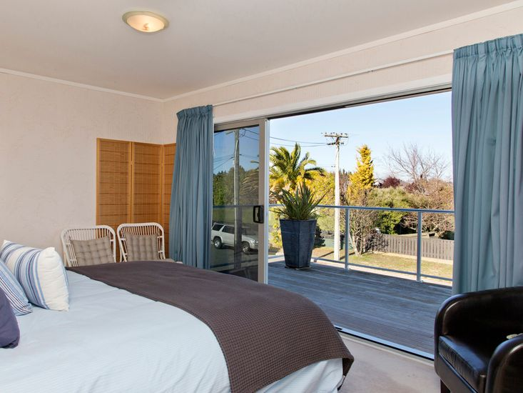 Bedroom 1 to balcony
