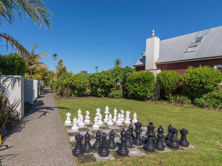 Resort Chess Board