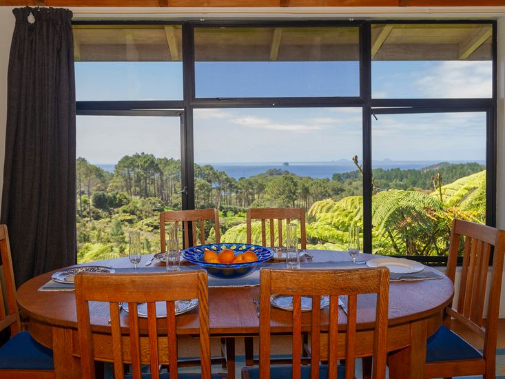 Views from Dining Area