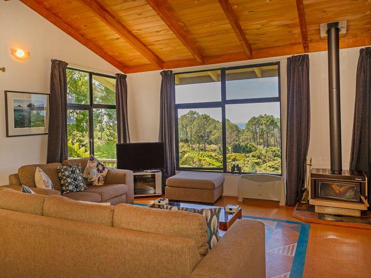 Living Area - Main House