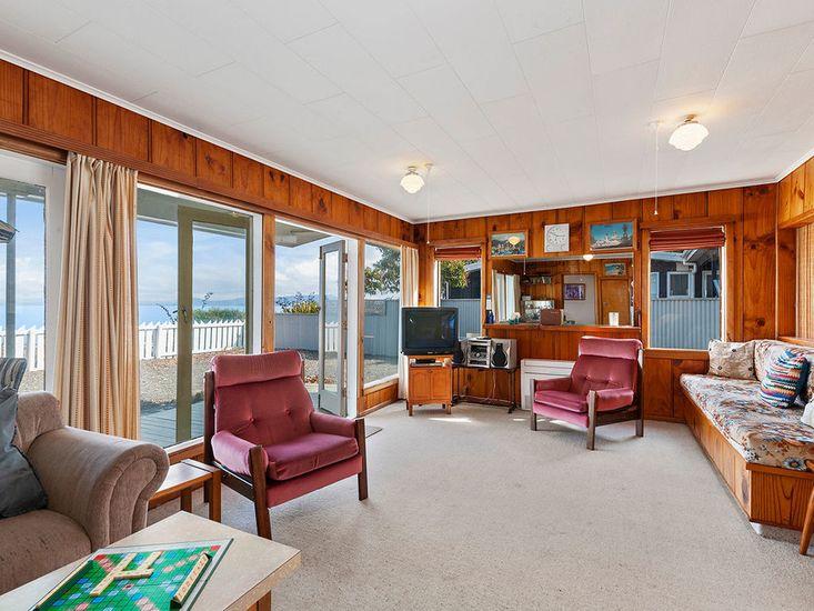 Lake Views from Lounge