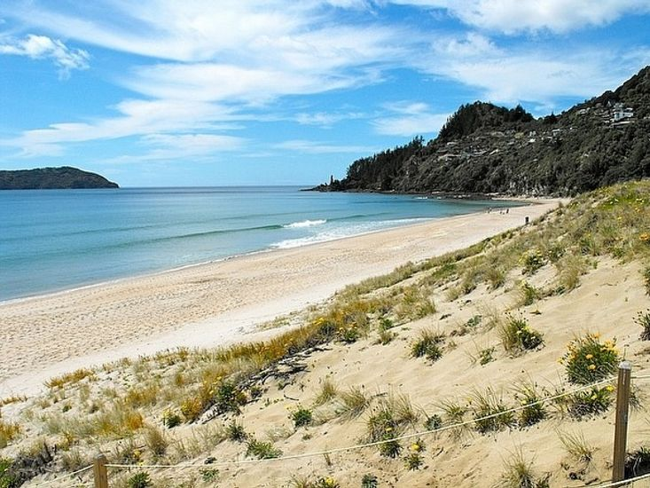 Ocean Beach - not taken from property
