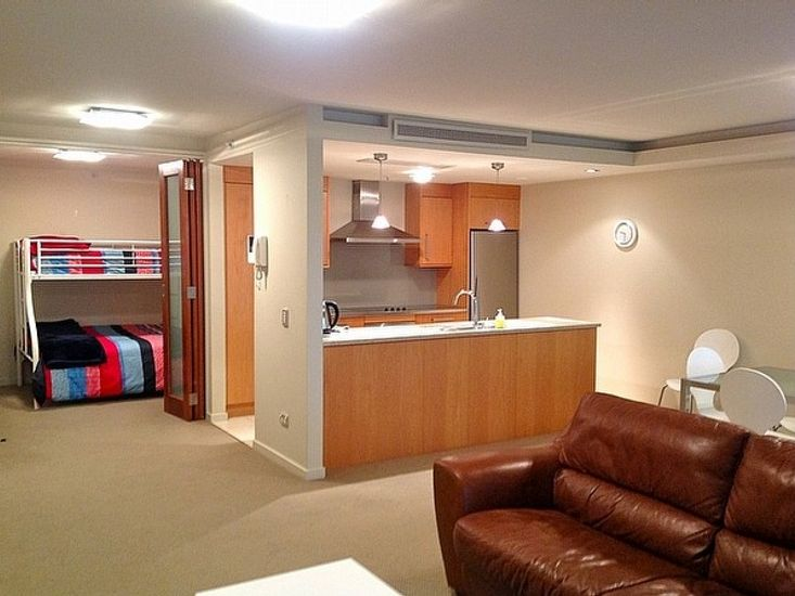 Open Plan Living to Day Room