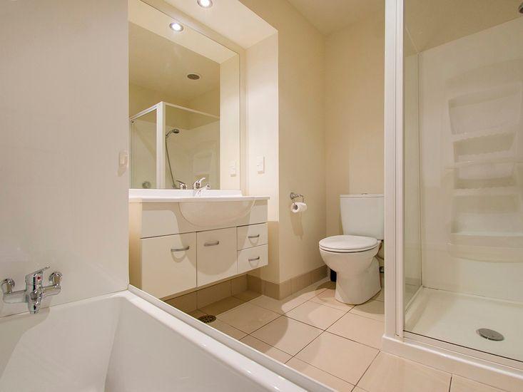 Bathroom 1 - Top Floor