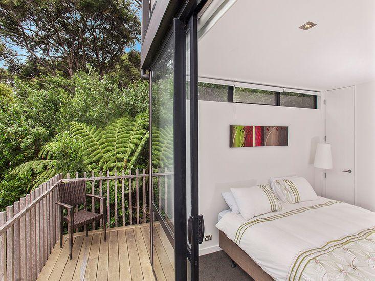 Bedroom 2 - Onto deck