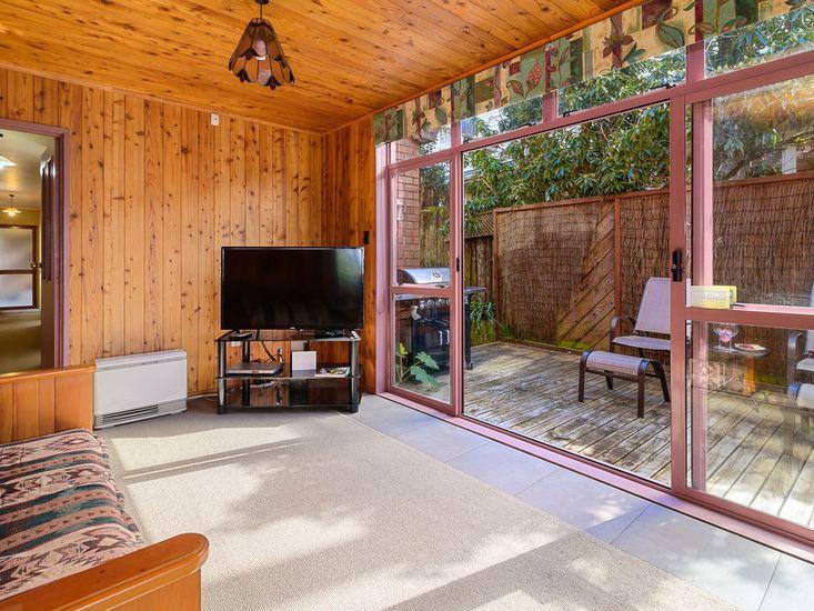 Main House TV Room - Downstairs