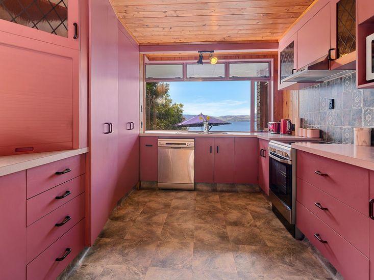 Main House Kitchen - Downstairs