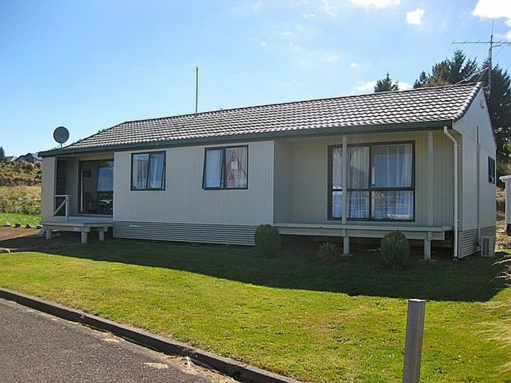 Weeping Willow - Ohakune Holiday Home