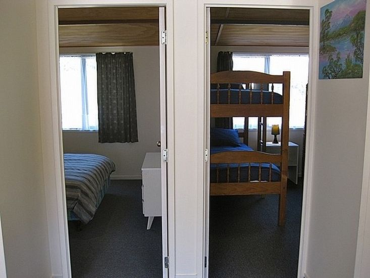 Bedrooms 2 and 3