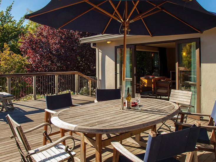 Inverness Gold - Arrowtown Holiday Home - Outdoor Living