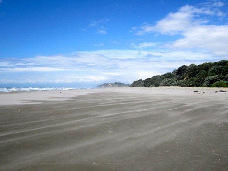 Beach Across the Road