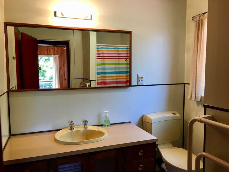 Bathroom 3 - Upstairs