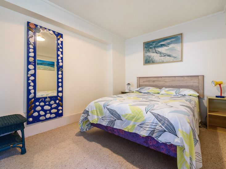 Bedroom 1 - at basement without internal access to the main living area