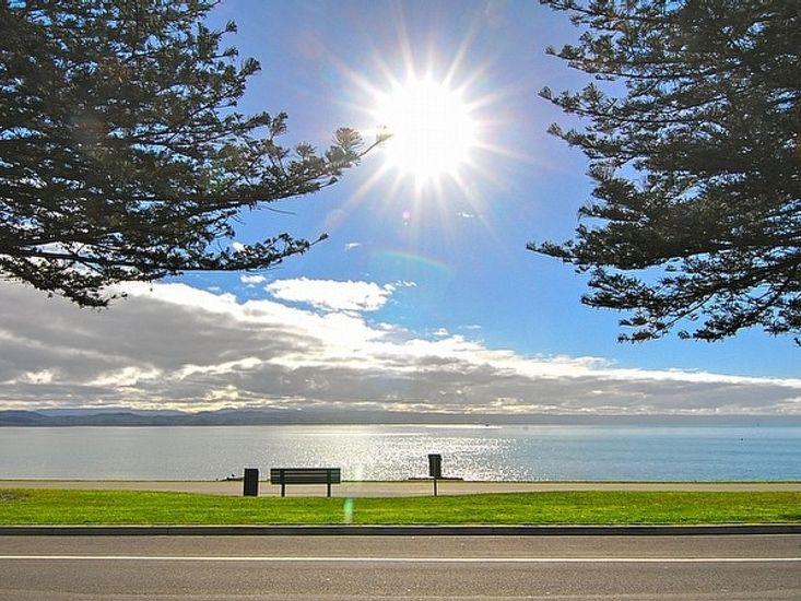 Napier Sea Views - Napier Holiday House