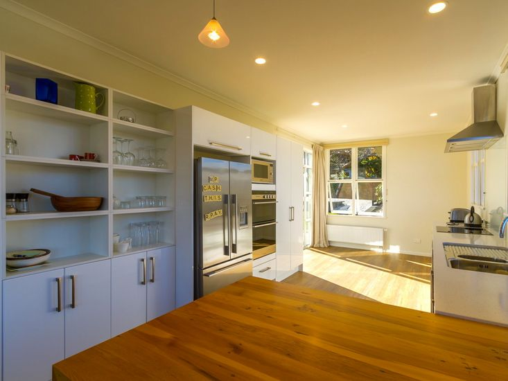 Dining to Kitchen