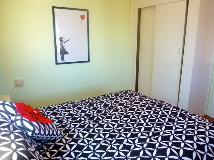 Bedroom 2 - Main House