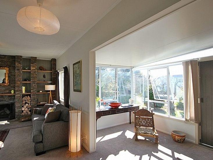 Sun Room off Living Area