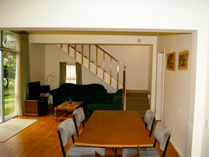 Dining and Lounge - Downstairs