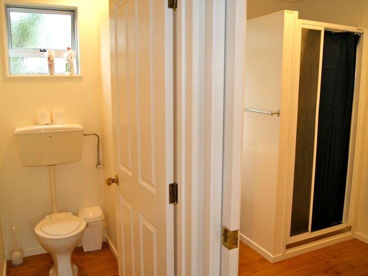 Bathroom and Toilet - Downstairs