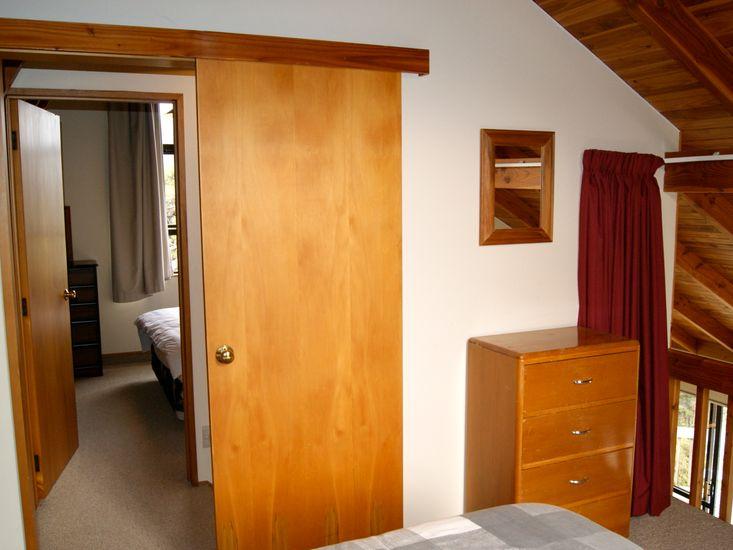 Mezzanine to Bedroom 1