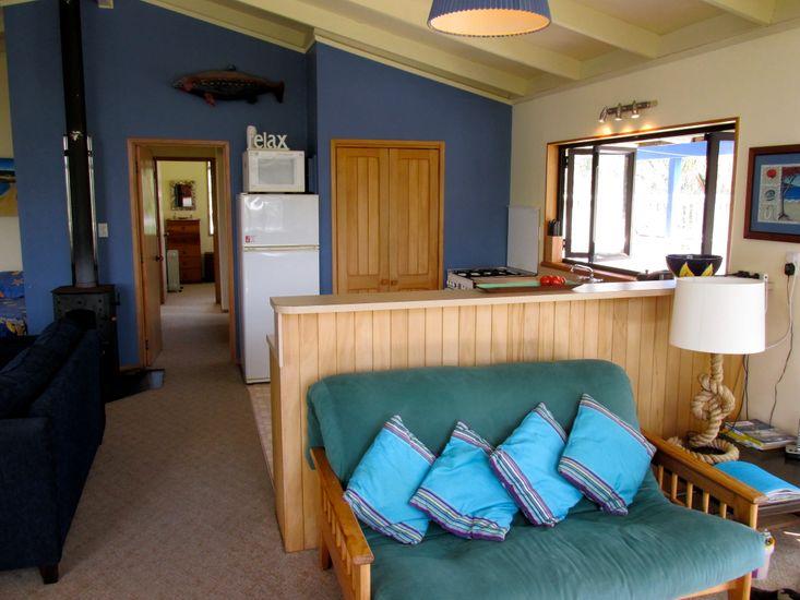 Lounge to Kitchen - Upstairs