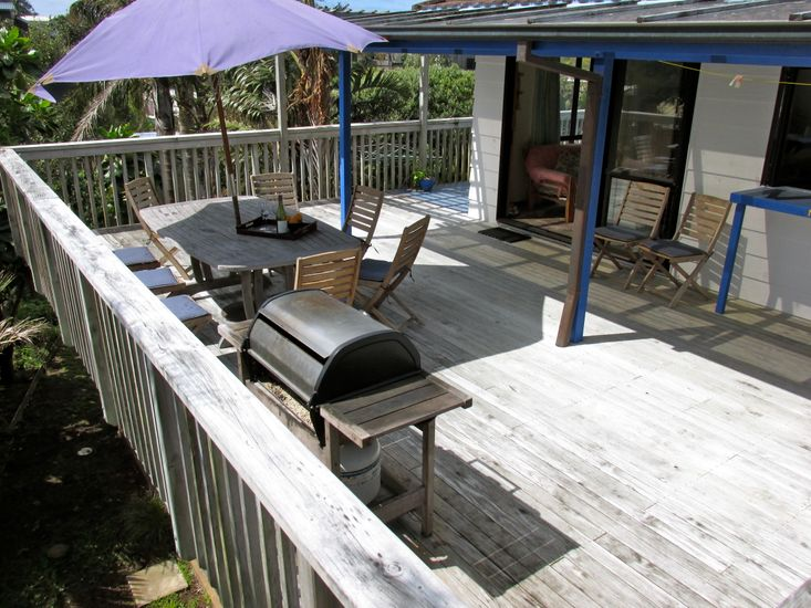 Outdoor Living - Upstairs