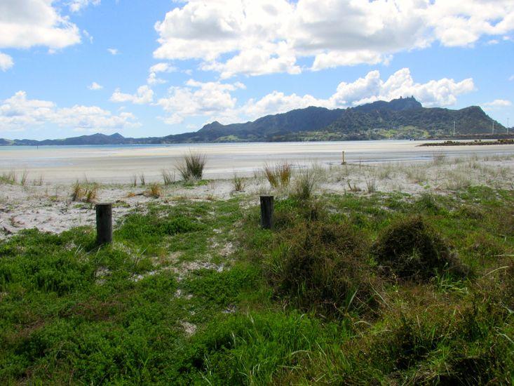 Manaia View Bach - One Tree Point Bach - Beachfront Views