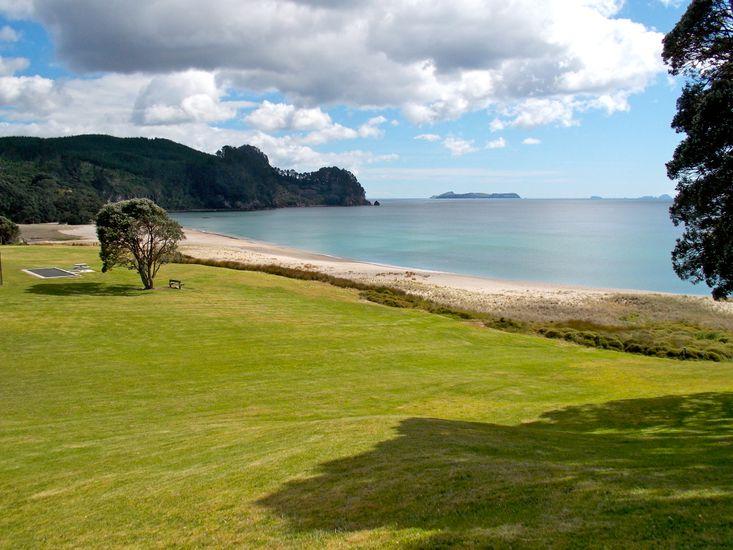 Beach Views - short walk from property