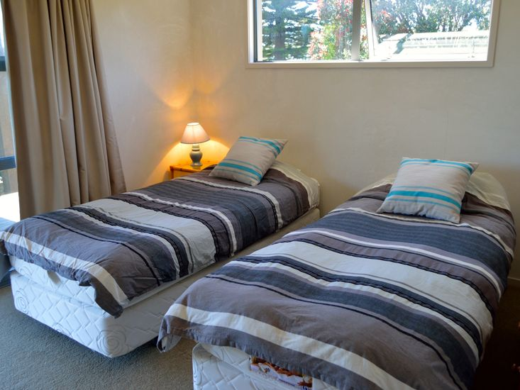 Bedroom 3 - Can Be 2 Singles or a King Bed