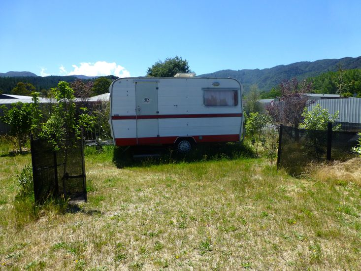 Caravan - not available for use