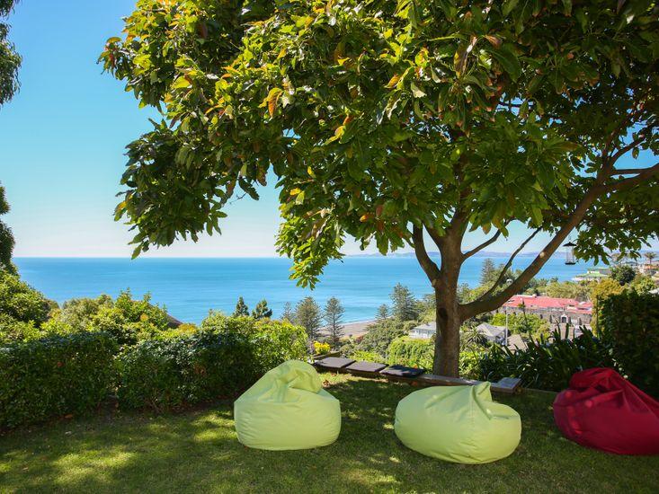 Garden Villa Ocean View