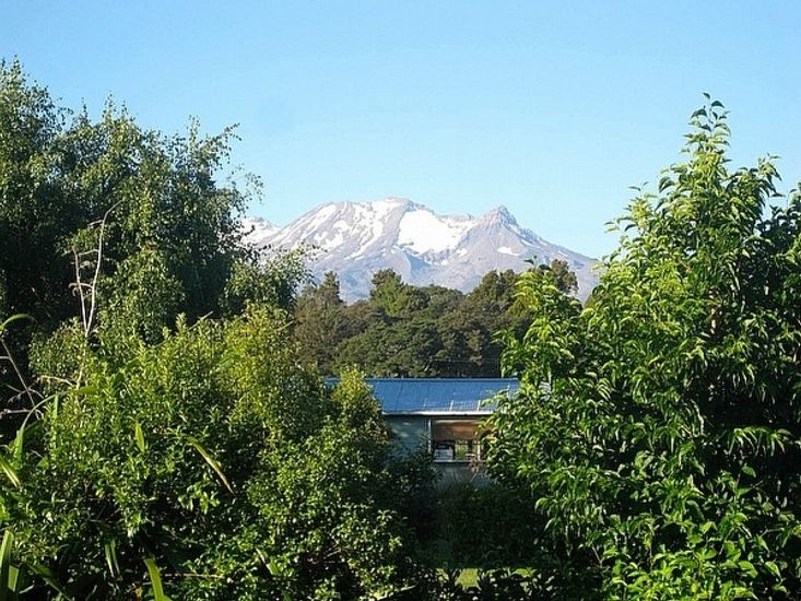 Mountain Views from Bedroom