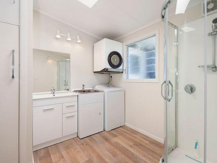 Bathroom/Laundry - Downstairs